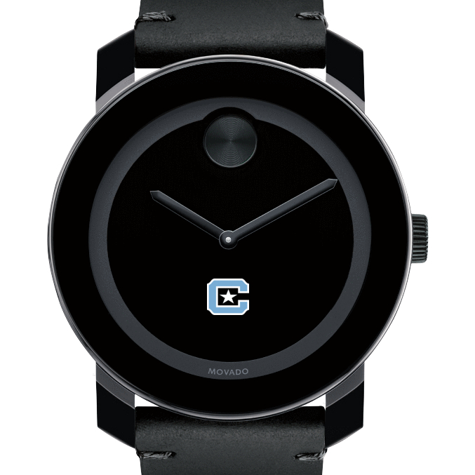 Citadel Men's Movado BOLD with Leather Strap