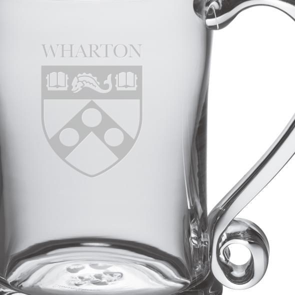 Wharton Glass Tankard by Simon Pearce - Image 2