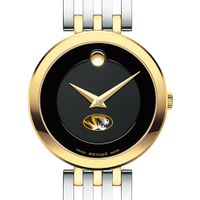 Missouri Women's Movado Esparanza Two-Tone Museum with Bracelet