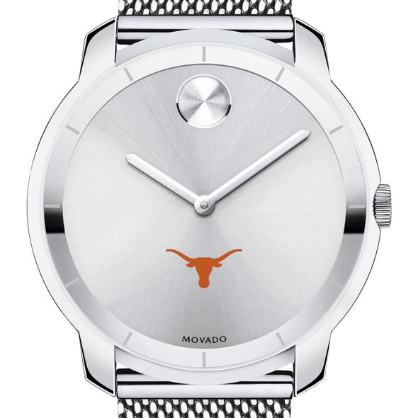 University of Texas Men's Movado Stainless Bold 44