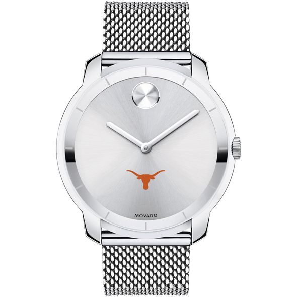 University of Texas Men's Movado Stainless Bold 44 - Image 2