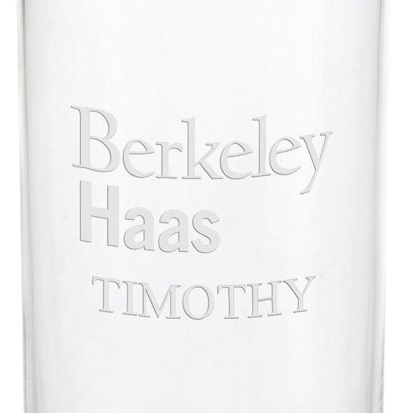 Berkeley Haas Iced Beverage Glasses - Set of 2 - Image 3