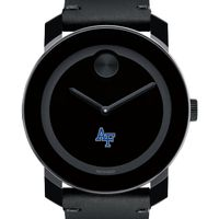US Air Force Academy Men's Movado BOLD with Leather Strap
