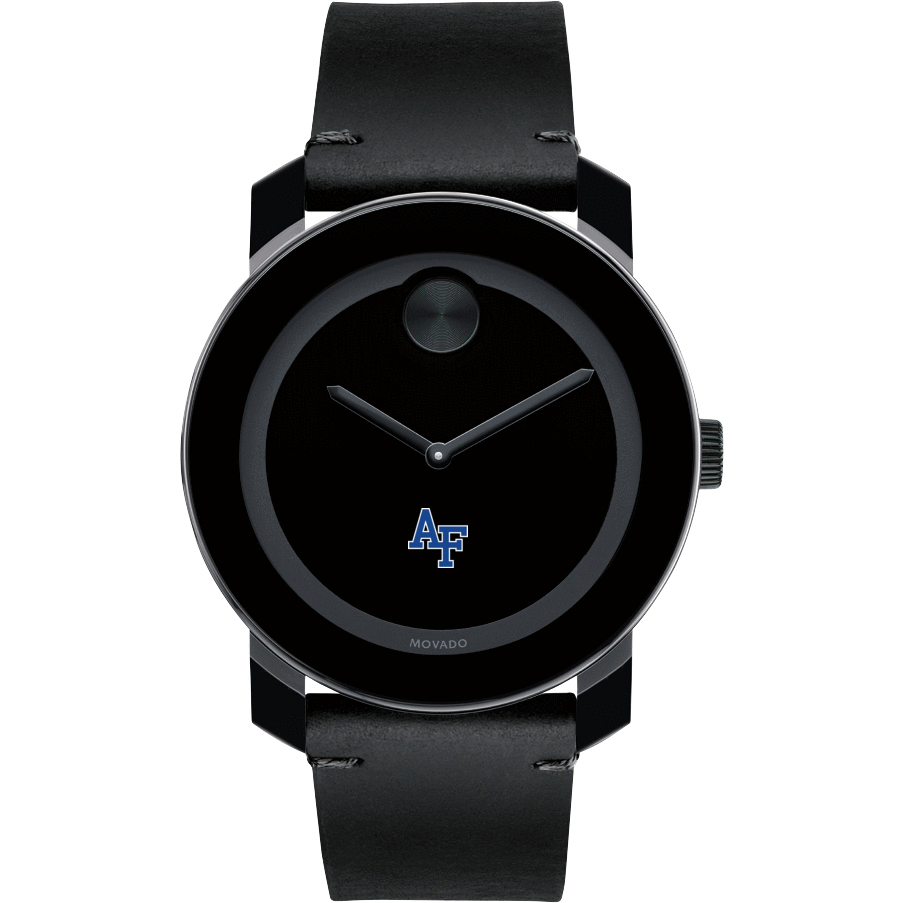 USAFA Men's Movado BOLD with Leather Strap - Image 2
