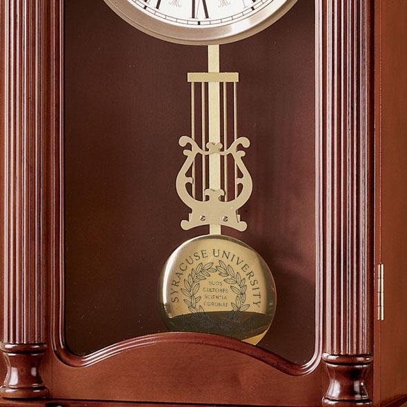 Syracuse University Howard Miller Wall Clock - Image 2