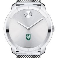 Tulane University Men's Movado Stainless Bold 44