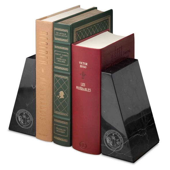 University of Alabama Marble Bookends by M.LaHart