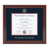 University of Arizona Diploma Frame, the Fidelitas