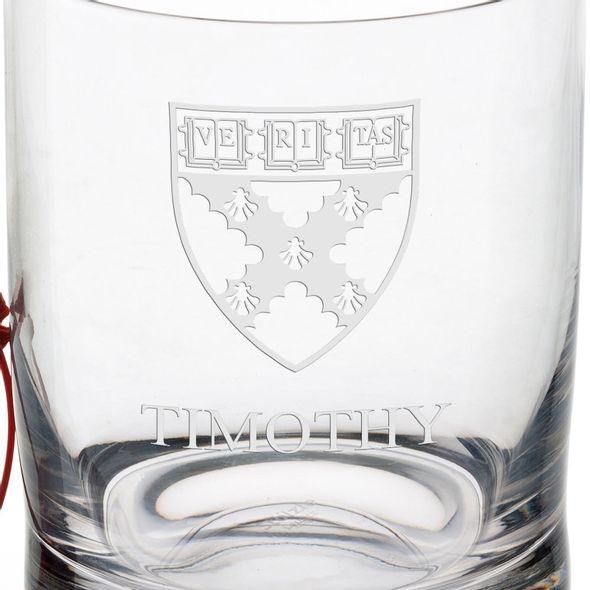 Harvard Business School Tumbler Glasses - Set of 4 - Image 3