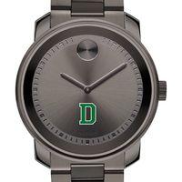 Dartmouth College Men's Movado BOLD Gunmetal Grey