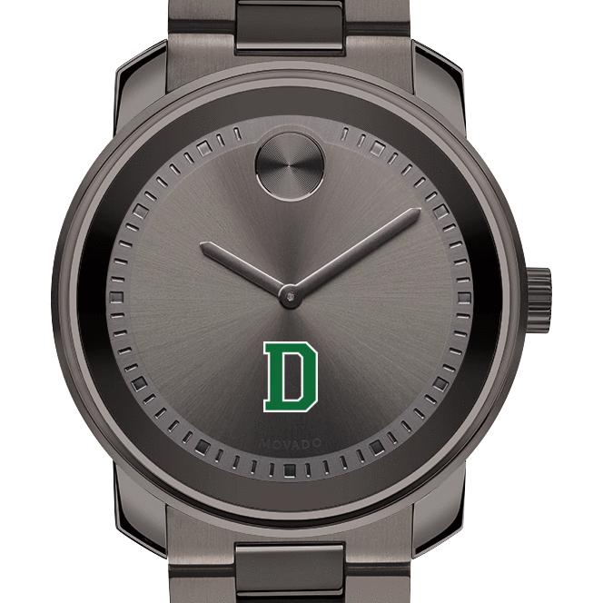 Dartmouth Men's Movado BOLD Gunmetal Grey