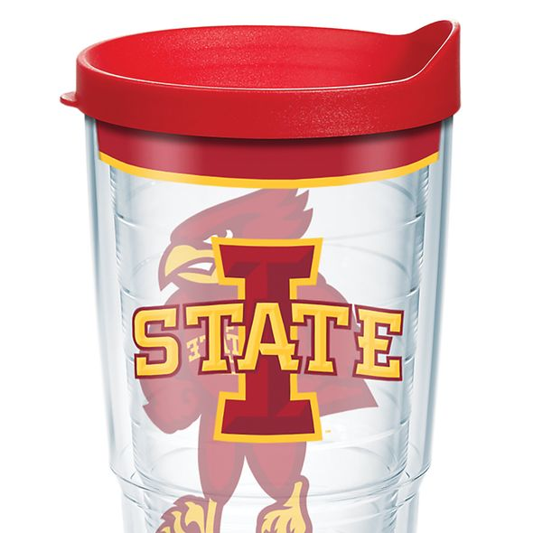 Iowa State 24 oz. Tervis Tumblers - Set of 2 - Image 2