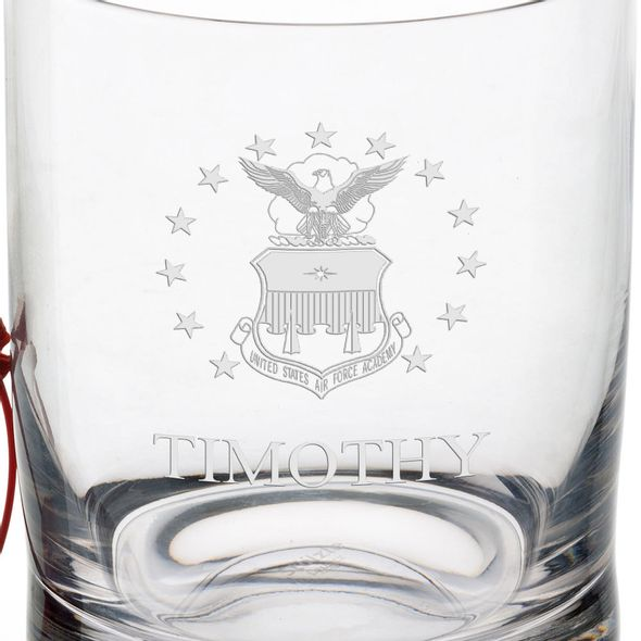 US Air Force Academy Tumbler Glasses - Set of 2 - Image 3