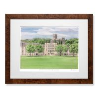 West Point Campus Print- Limited Edition, Large