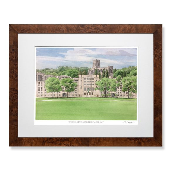 West Point Campus Print- Limited Edition, Large - Image 1