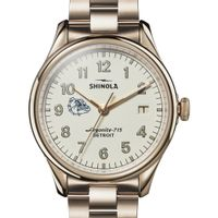 Gonzaga Shinola Watch, The Vinton 38mm Ivory Dial