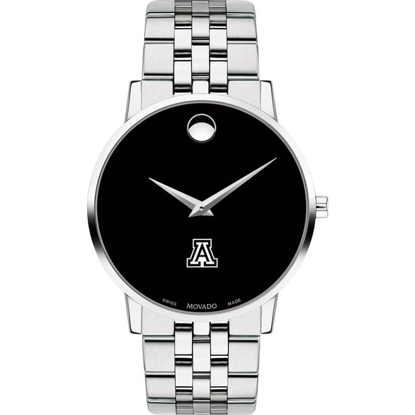University of Arizona Men's Movado Museum with Bracelet - Image 2