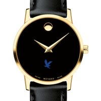 Embry-Riddle Women's Movado Gold Museum Classic Leather
