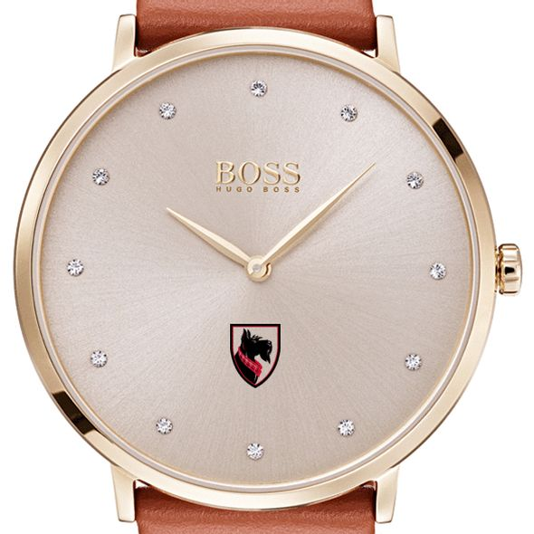Carnegie Mellon University Women's BOSS Champagne with Leather from M.LaHart - Image 1