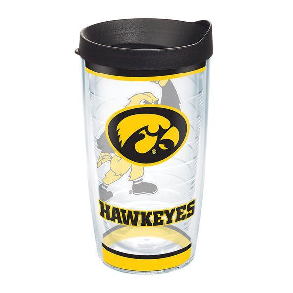 Iowa 16 oz. Tervis Tumblers - Set of 4