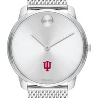 Indiana University Men's Movado Stainless Bold 42