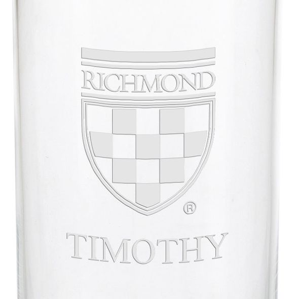 University of Richmond Iced Beverage Glasses - Set of 2 - Image 3
