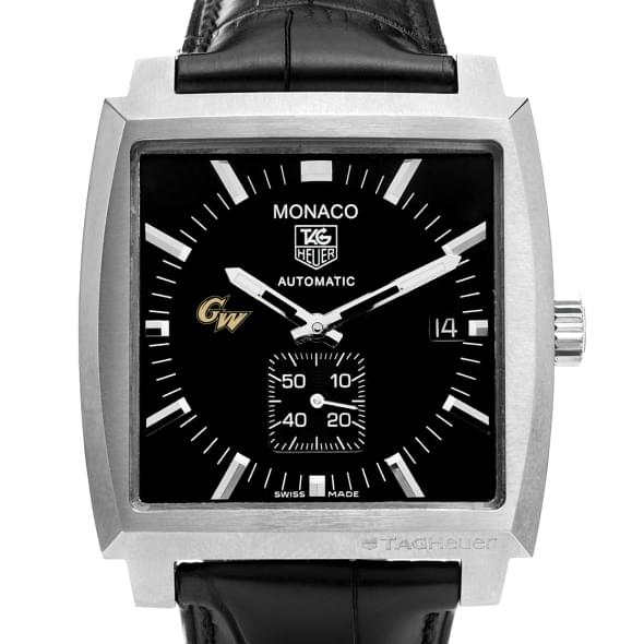 George Washington Men's TAG Heuer Monaco