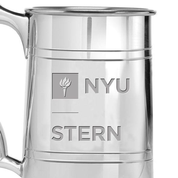 NYU Stern Pewter Stein - Image 2