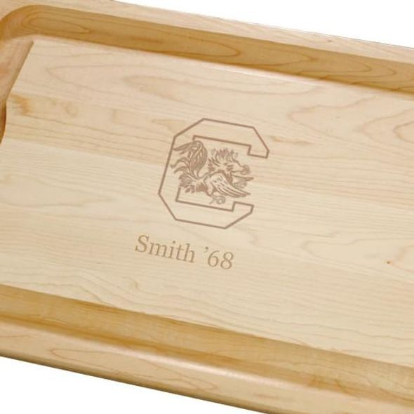South Carolina Maple Cutting Board - Image 2