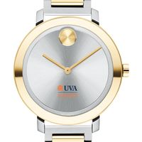 Darden School of Business Women's Movado Two-Tone Bold 34