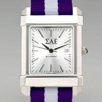 Sigma Alpha Epsilon Men's Collegiate Watch w/ NATO Strap
