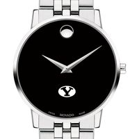 Brigham Young University Men's Movado Museum with Bracelet