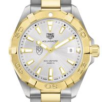 Emory University Men's TAG Heuer Two-Tone Aquaracer