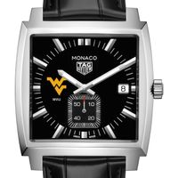 West Virginia University TAG Heuer Monaco with Quartz Movement for Men