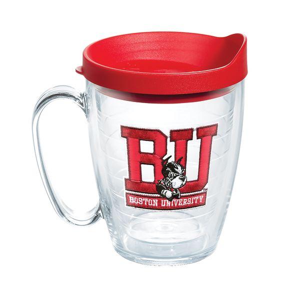 BU 16 oz. Tervis Mugs- Set of 4