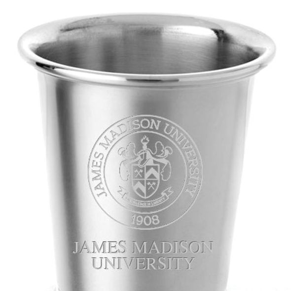 James Madison Pewter Julep Cup - Image 2