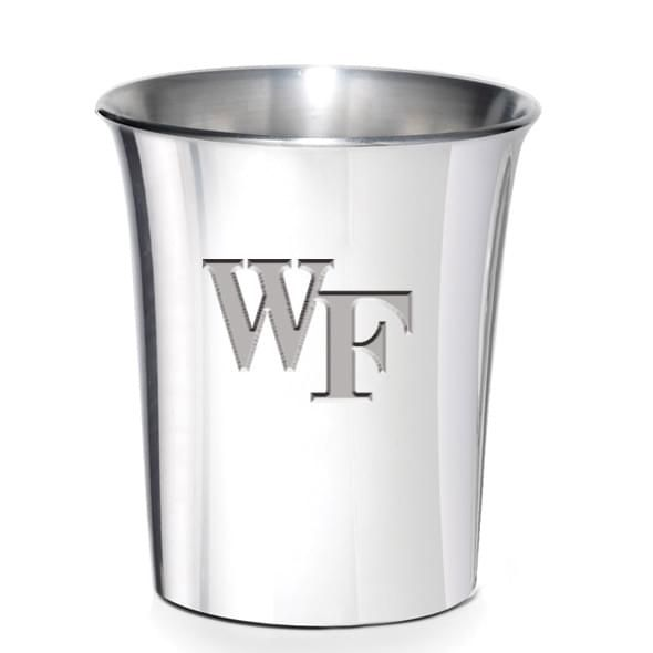Wake Forest Pewter Jigger - Image 2