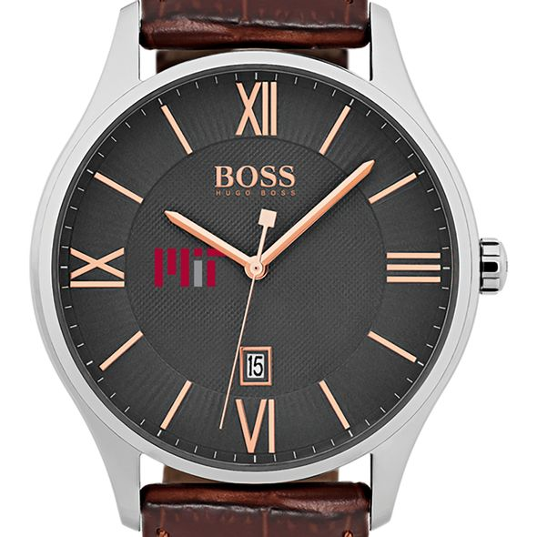 MIT Men's BOSS Classic with Leather Strap from M.LaHart