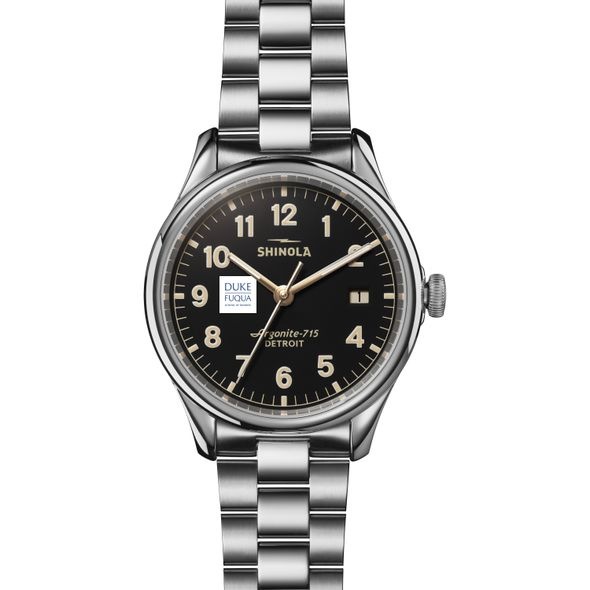 Duke Fuqua Shinola Watch, The Vinton 38mm Black Dial - Image 2