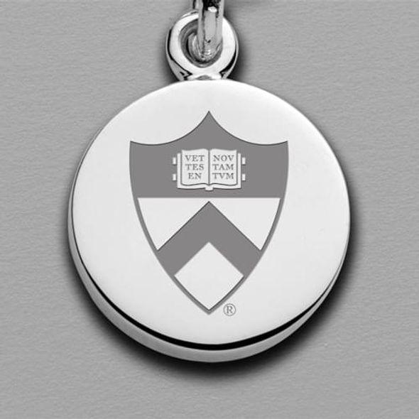 Princeton Sterling Silver Charm