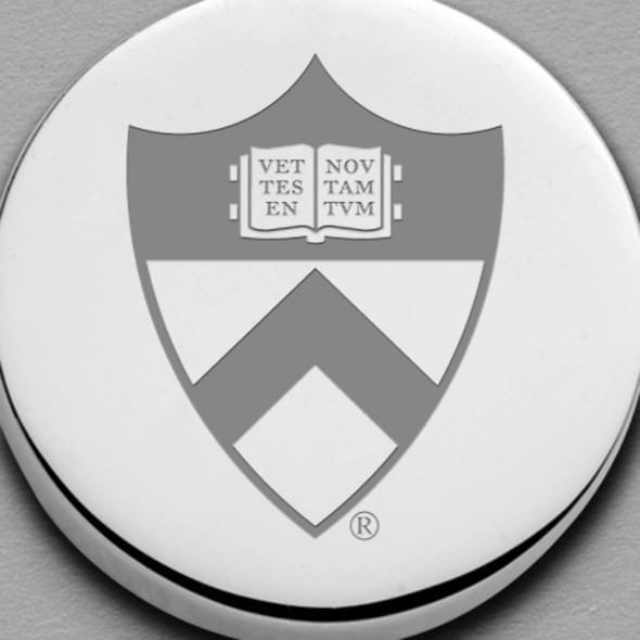 Princeton Sterling Silver Charm - Image 2