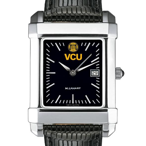 VCU Men's Black Quad with Leather