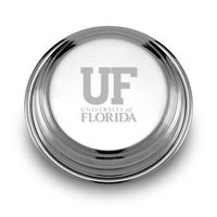Florida Pewter Paperweight