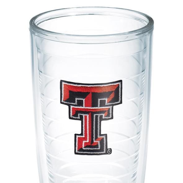 Texas Tech 16 oz. Tervis Tumblers - Set of 4 - Image 2