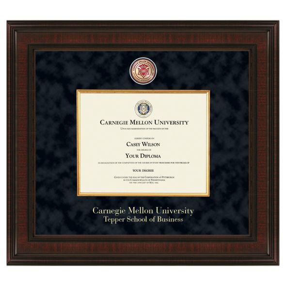Tepper Diploma Frame - Excelsior - Image 1