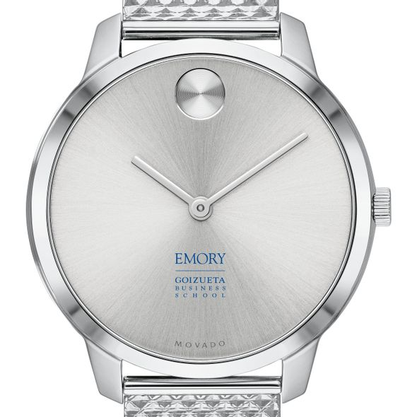 Emory Goizueta Business School Women's Movado Stainless Bold 35