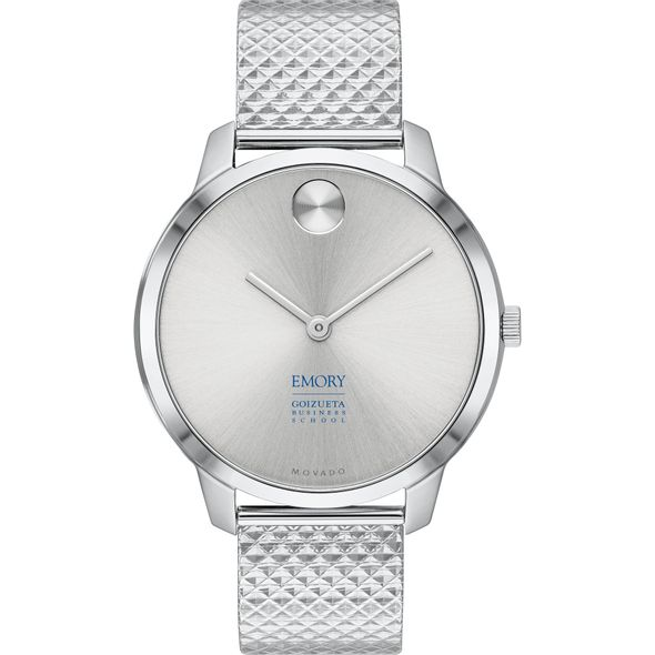 Emory Goizueta Business School Women's Movado Stainless Bold 35 - Image 2