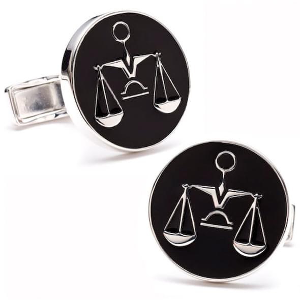 Legal Cufflinks