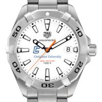 Creighton Men's TAG Heuer Steel Aquaracer
