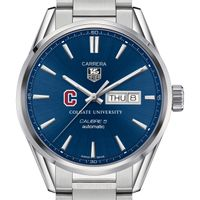 Colgate University Men's TAG Heuer Carrera with Day-Date